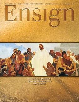 October Ensign Issue Dedicated to Book of Mormon