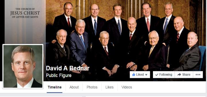 Apostles + Facebook = Much Needed Inspiration