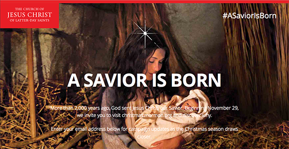 "Get Ready to Share ""A Savior Is Born"" Video November 29"