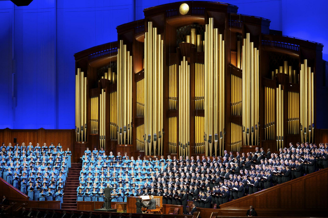 What's Hiding in the Attic of the Salt Lake Tabernacle?