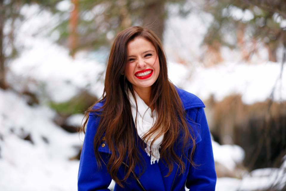 LDS Singer Nadia Khristean Enters Contest Hoping to Collaborate with Famous YouTuber