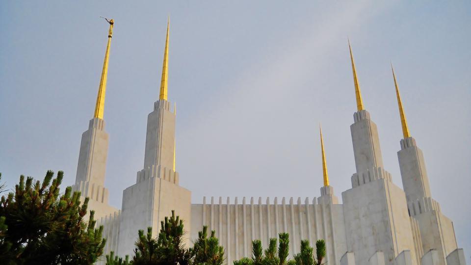 washington dc temple closure