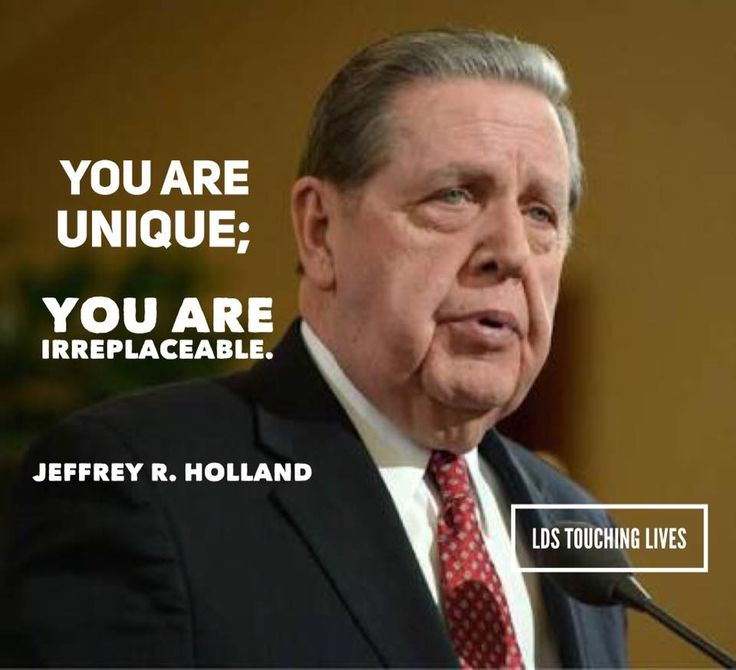 Elder Holland's Plea to Young Women 15 Years Ago That Feels Even More Relevant Today