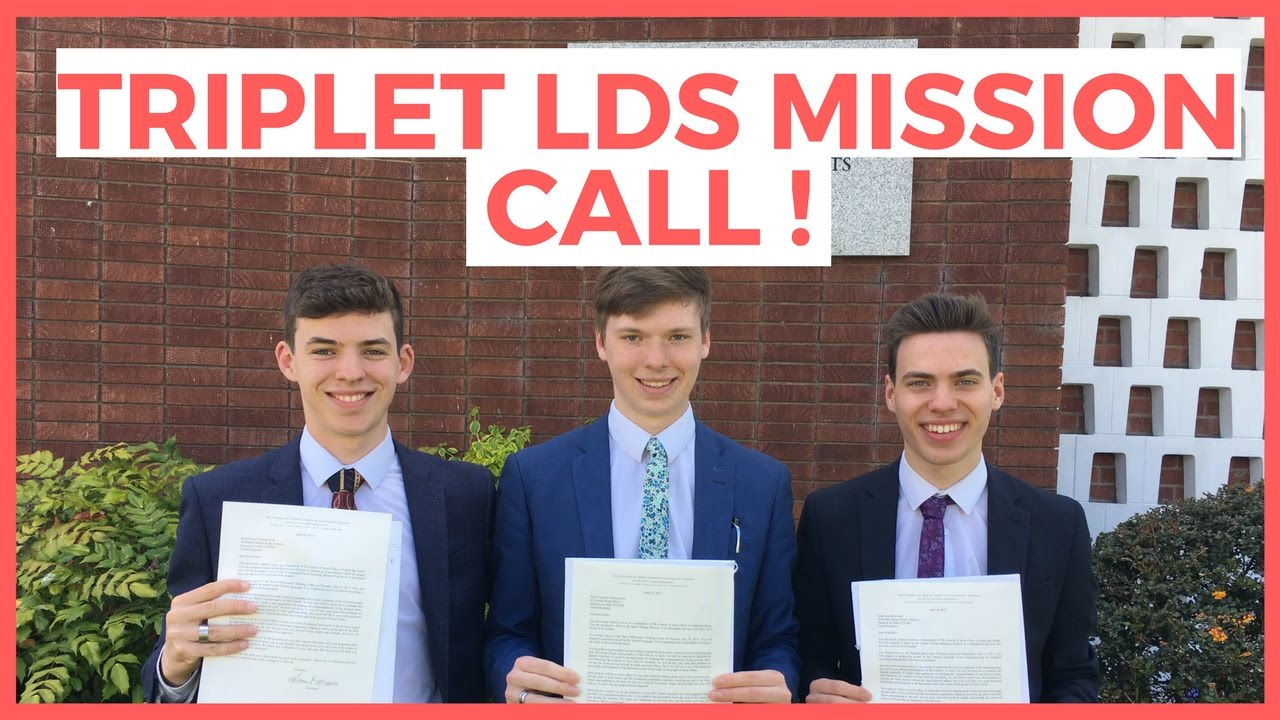 Triplets from Scotland Open Mission Calls On the Same Day