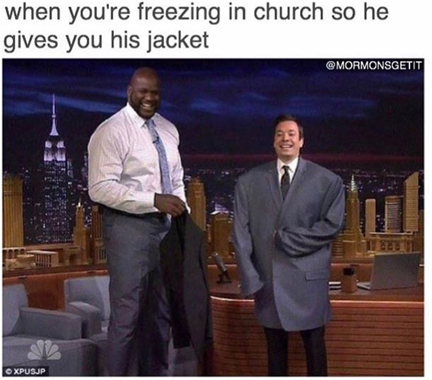 21 Memes That You'll Totally Get if You're a Latter-day Saint