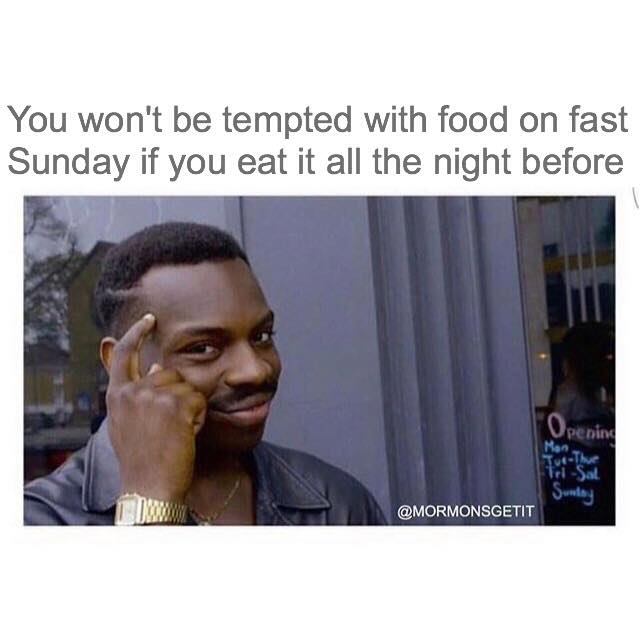 funning fasting memes