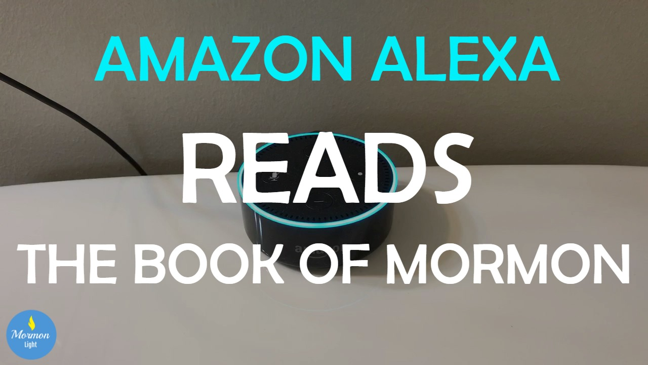 Amazon Alexa Just Made Morning Scriptures a Whole Lot Easier