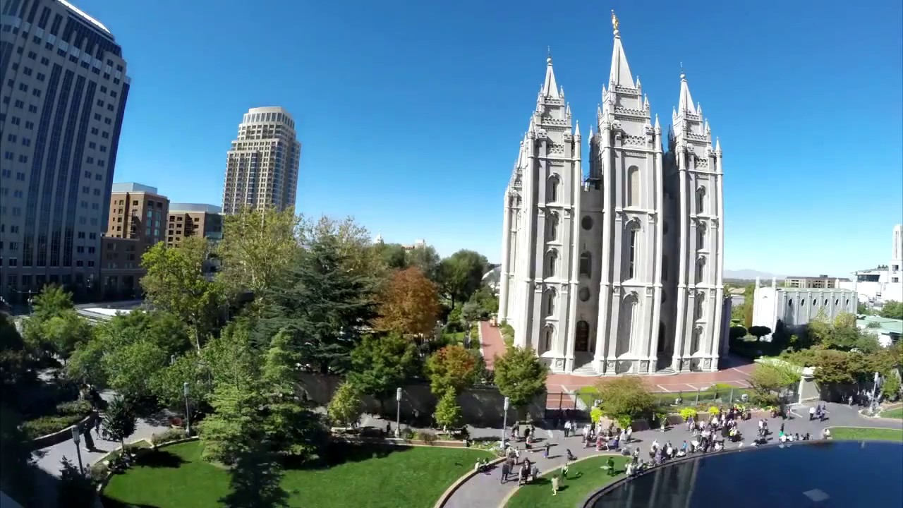 Did the LDS Church Just Release a Trailer for General Conference?