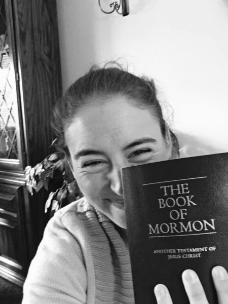 book of mormon christ