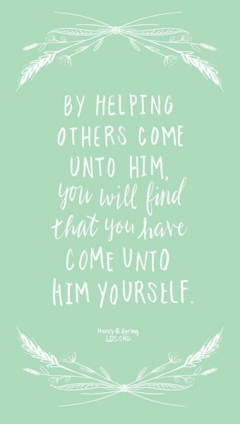 lds missionary quotes