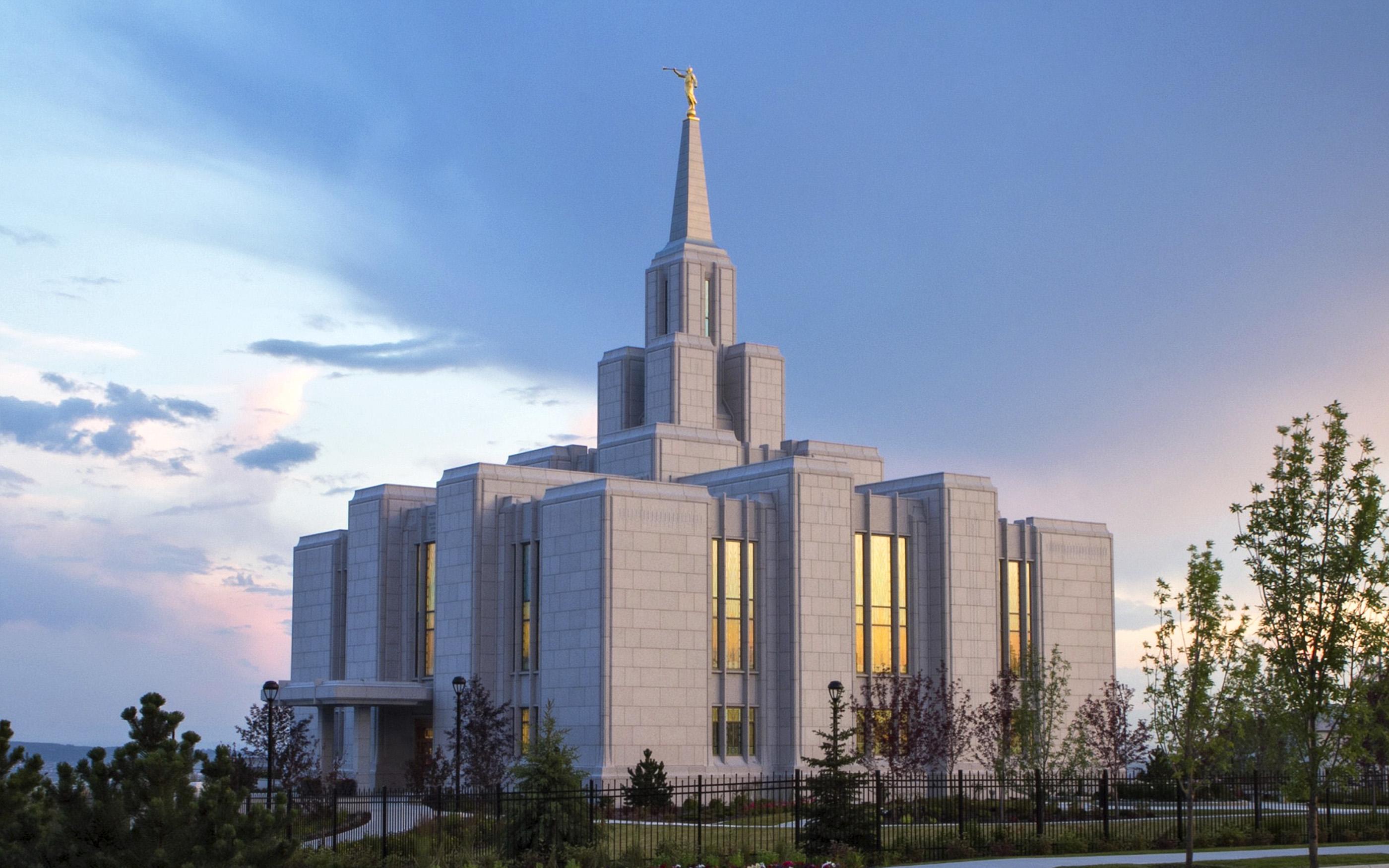 What Happens Inside Mormon Temples?