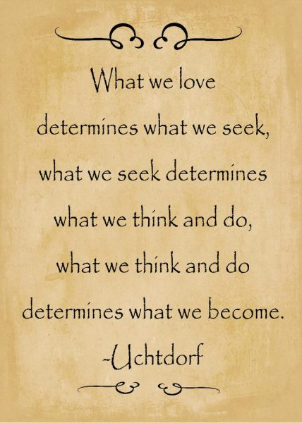 Dieter F. Uchtdorf quotes