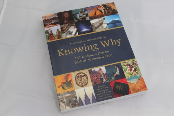 knowing why evidences of the book of mormon