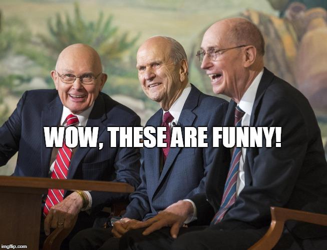 25 Knee-Slappin' Latter-day Saint Celebrities Memes