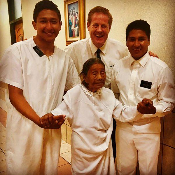 Baptism of Juanita 122