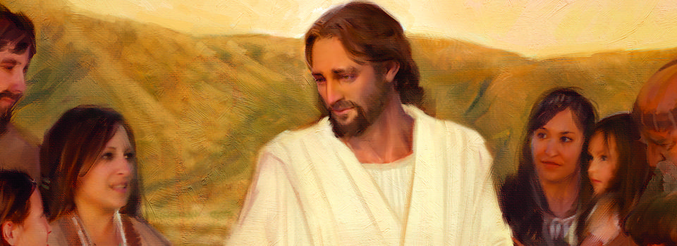 A Silent Interview: What Would You Say to the Savior if He Entered the Room Right Now?