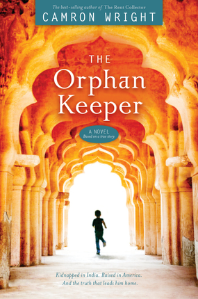 The Orphan Keeper by Camron Wright