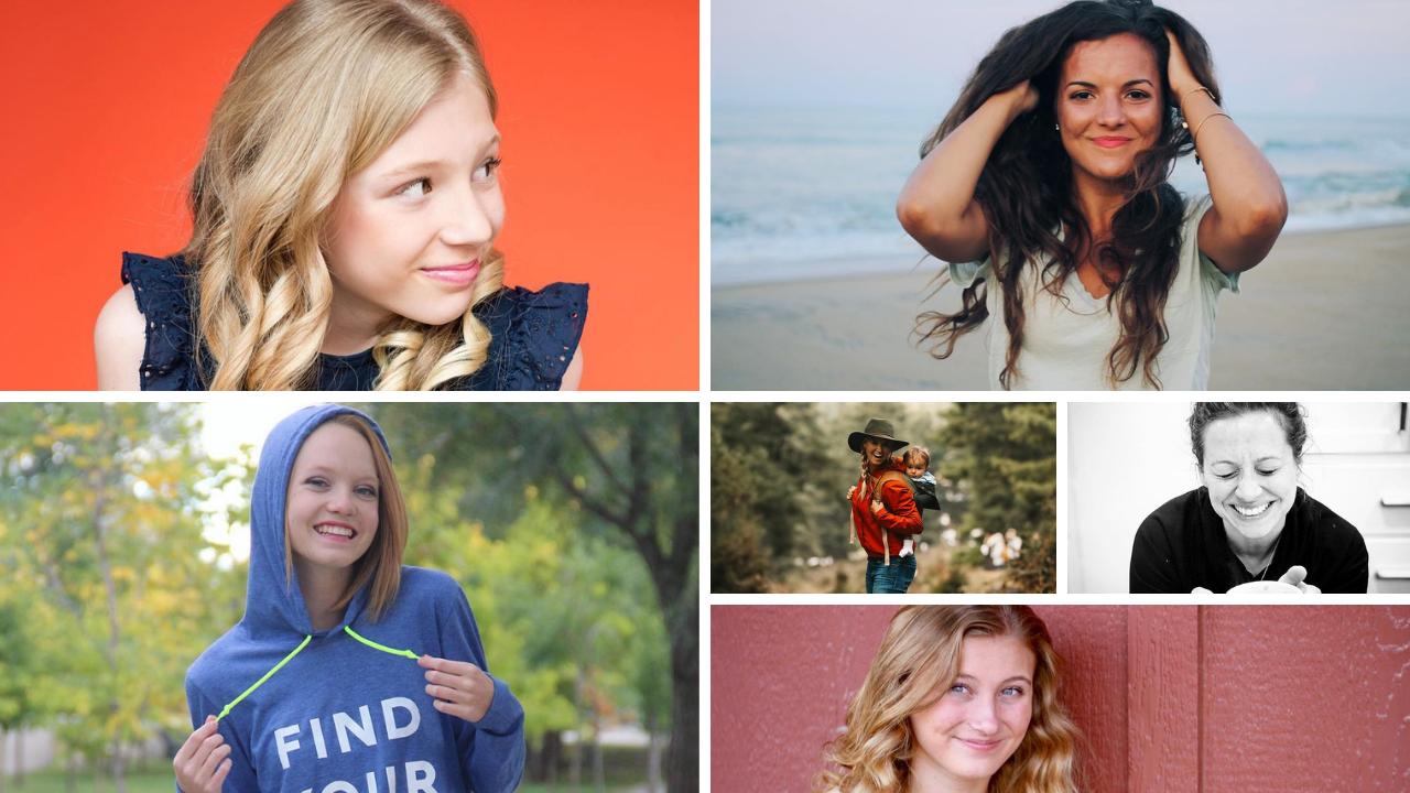 Amazing Latter-day Saint women of 2018Amazing Latter-day Saint women of 2018