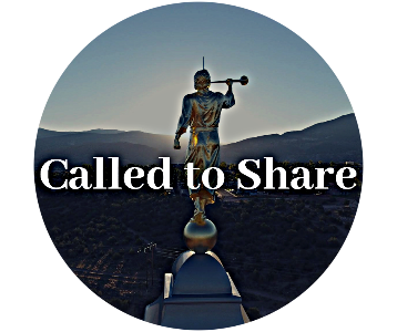 Called to Share - #ShineYourLight