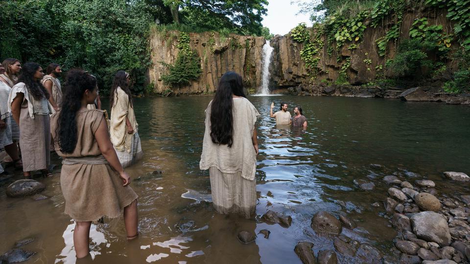 season 3 filming book of mormon