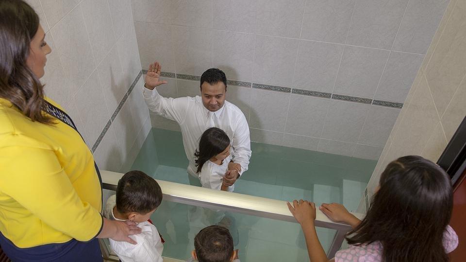 baptism witness