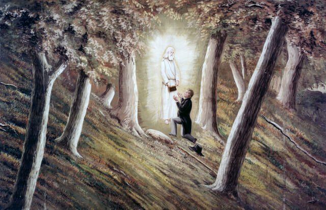 Did the Angel Nephi or Angel Moroni Appear to Joseph Smith?