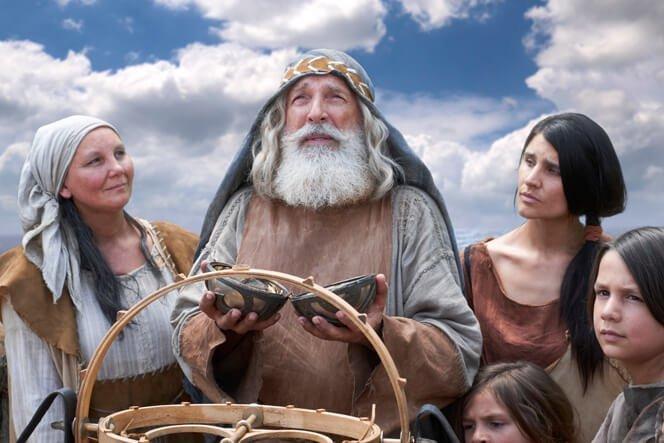 lehi book of mormon promised land