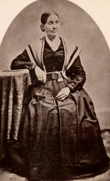 Portrait of Emma Hale Smith.