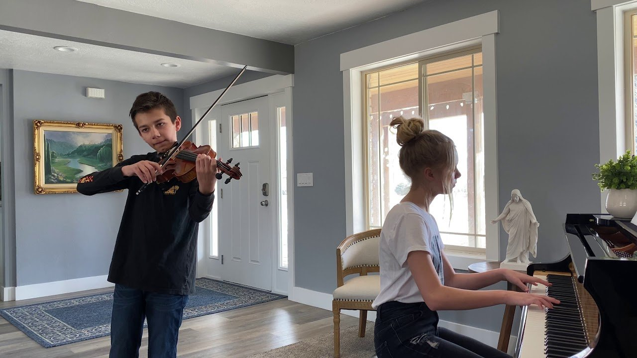 Children of Famous Latter-day Saint Blogger Bring Much Needed Peace Through Power of Music