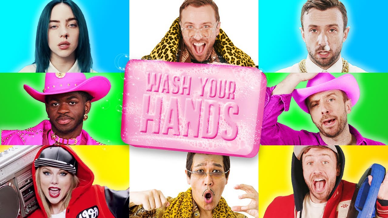 Epic Hand-Washing Song by Peter Hollens Will Have You Jamming at the Sink