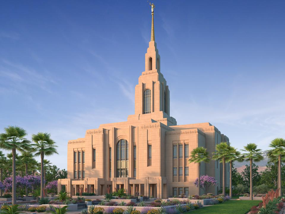 First Presidency Approves Name Change for Washington County Utah Temple
