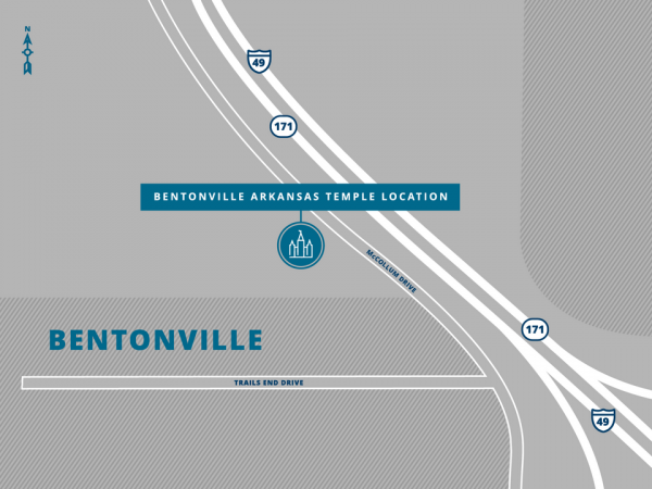bentonville arkansas location