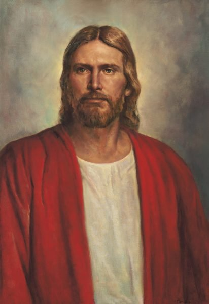 """""""The Lord Jesus Christ,"""" by Del Parson"""