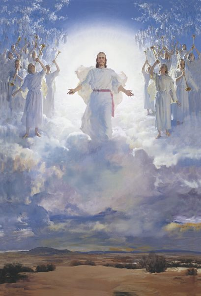 """""""The Second Coming,"""" by Harry Anderson"""