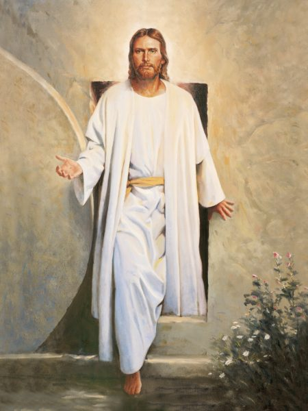 """He is Risen,"" by Del Parson"