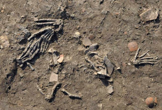 Hands and Arms as Trophies of Valor: Examples from Archaeology