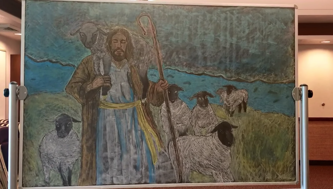 Your Jaw Will Drop When You See What These Missionaries Drew