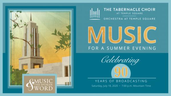 tabernacle choir 90 years