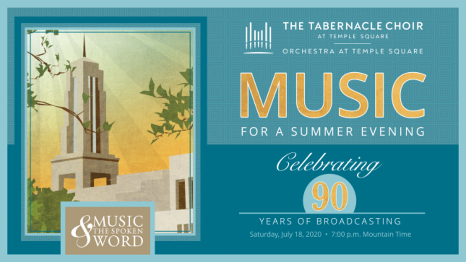 tabernacle choir 90 years