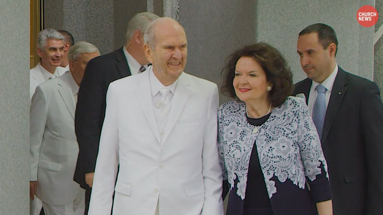 "President Nelson Reflected on Past Prophets When Considering Temple Closures Saying ""I'm Going to Meet Them Soon"""