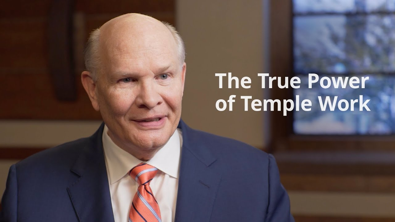 elder renlund temple