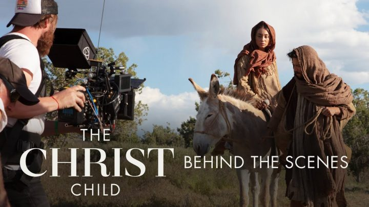 The Christ Child: Behind the Scenes | #LightTheWorld