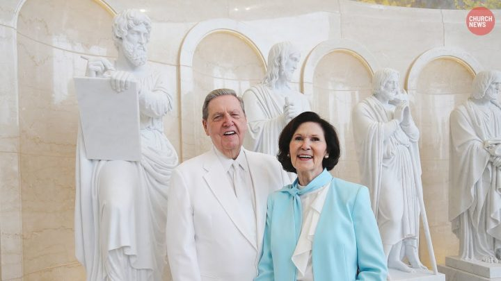 elder holland and his wife