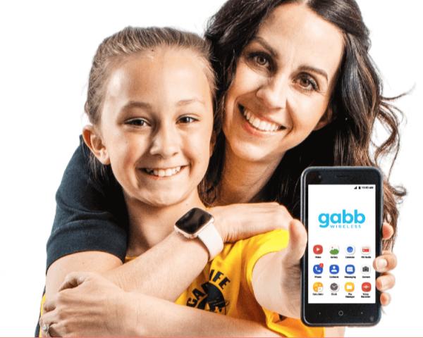 gabb wireless mother daughter
