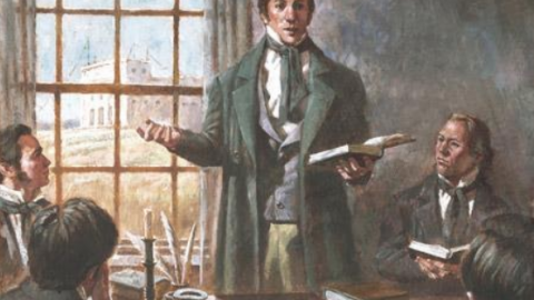 Come Listen to the Prophet's Voice – What Did Joseph Smith Sound Like?