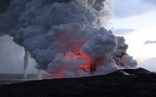 Volcanic Tornadoes volcano book of mormon