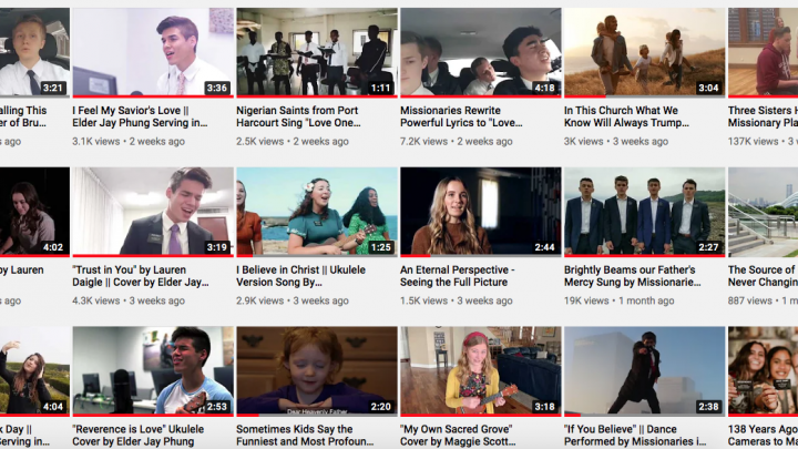 Your Missionary Could Be Spotlighted on the Called to Share YouTube Channel