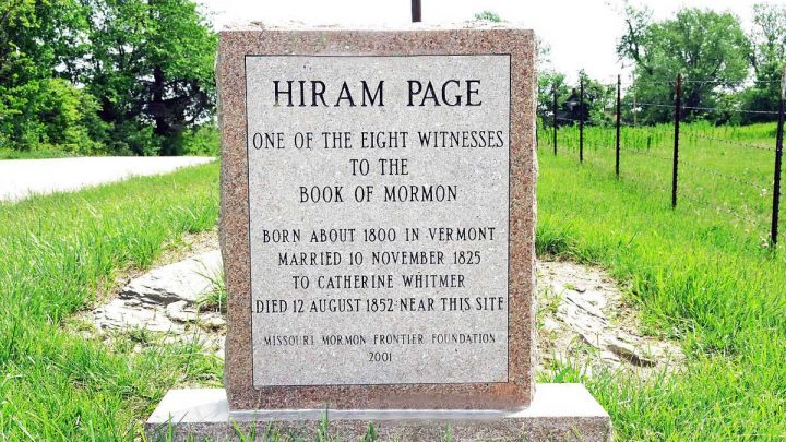 Why Did Hiram Page Remain Faithful to the Book of Mormon Even Though He Withdrew From The Church?