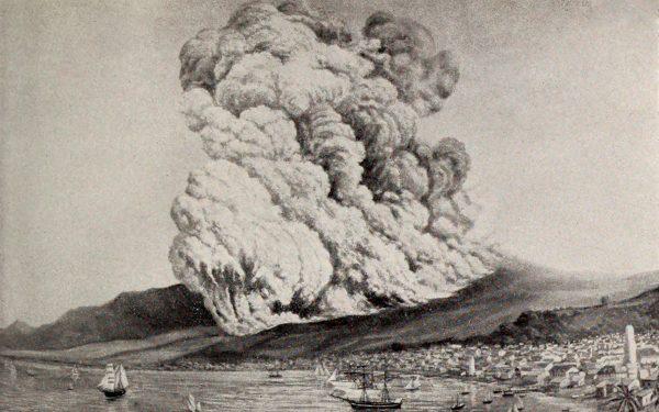 mount pelee volcano eruption volcano book of mormon