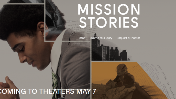 New Major Motion Picture, MISSION STORIES, Launches Ambitious New Media Franchise